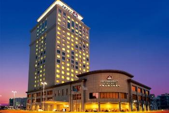苏州尼盛万丽酒店酒店外观图片