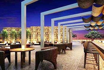 重庆融汇丽笙酒店餐厅酒吧