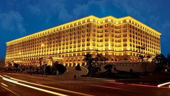 厦门翔鹭国际大酒店酒店外观图片