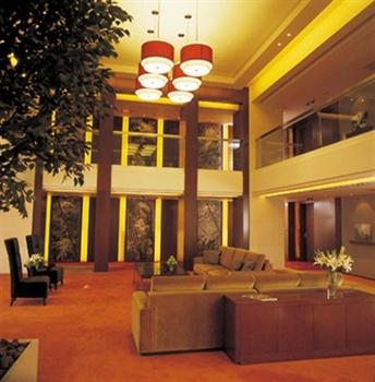 上海裕景大饭店中庭