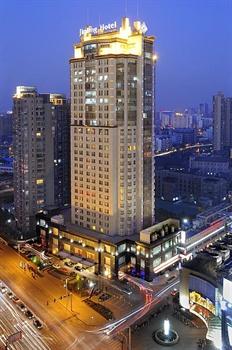 无锡金陵大饭店酒店外观图片