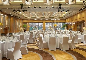 上海世博洲际酒店餐厅