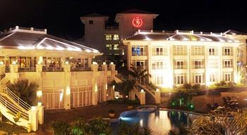 海口观澜湖温泉酒店酒店外观图片