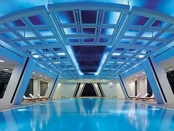 北京中国大饭店游泳池