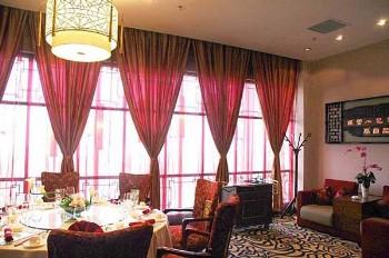 西安华清爱琴海温泉酒店中餐包间