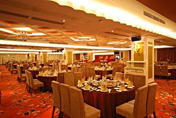 晋江荣誉国际酒店百合厅