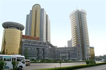 西安金花豪生国际大酒店外观图片