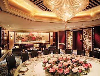 北京中国大饭店夏宫百合厅
