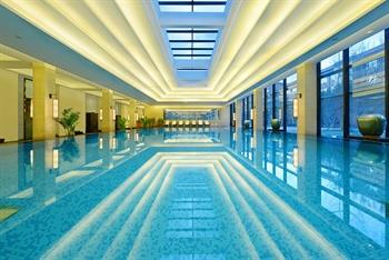 北京金霖酒店泳池