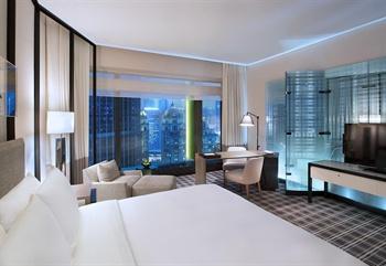 广州W酒店奇妙客房
