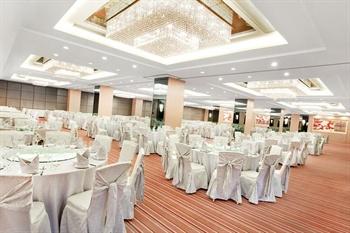 武汉帝盛酒店多功能宴会厅