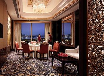 广州香格里拉大酒店夏宫中餐厅包间