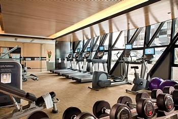北京雅诗阁来福士中心服务公寓健身房/健身中心