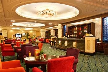 北京世纪金源香山商旅酒店大堂吧