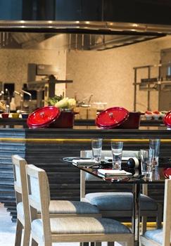 广州W酒店餐厅