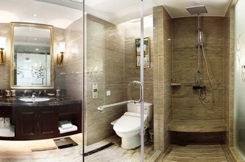 常熟世贸国际饭店女士楼层客房-卫生间