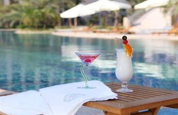 惠东金海湾嘉华度假酒店游泳池