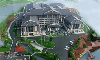 铜陵铜雀台金陵大酒店酒店俯瞰图图片