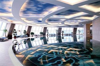 秦皇岛秦皇国际大酒店室内游泳池