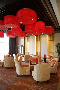 北京国家会议中心大酒店茶吧