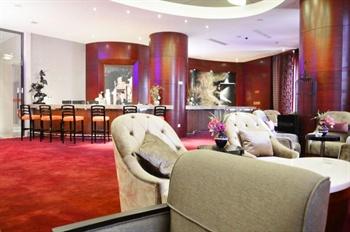 重庆合川华地王朝华美达广场酒店拉菲红酒吧