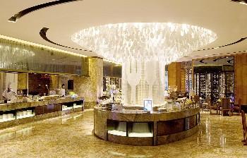 佛山保利洲际酒店月色西餐中心区