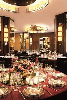 北京东方君悦大酒店餐厅