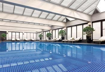 北京王府半岛酒店游泳池