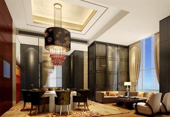上海金桥红枫万豪酒店中餐厅