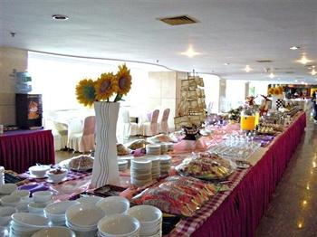 昆明泰丽国际酒店自助餐厅
