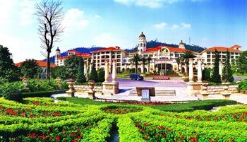 广州增城碧桂园凤凰城酒店酒店外观图片