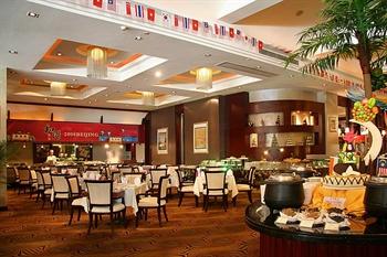 东莞会展国际大酒店玉兰花咖啡厅