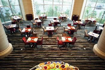 南京武家嘴国际大酒店餐厅
