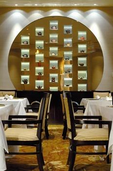 北京金融街威斯汀大酒店金城阁中餐厅