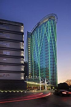北京人卫酒店酒店外观图片
