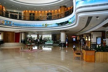 珠海怡景湾大酒店大堂