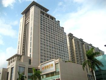 中山京华世纪酒店酒店外观图片