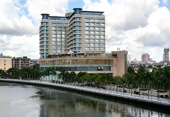 中山东方海悦酒店酒店外观图片