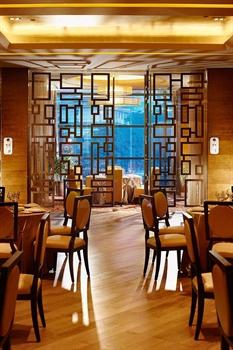 成都首座万丽酒店中餐厅包房