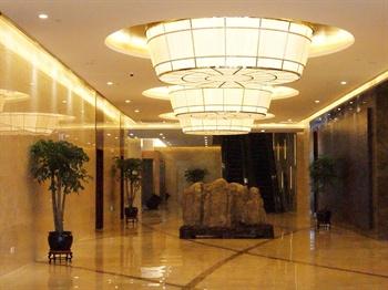 安徽金陵大饭店(合肥)一楼大堂