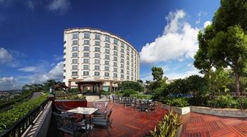 东莞樟木头三正半山酒店酒店外景图片