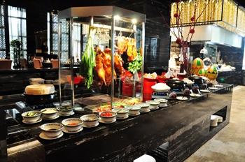 上海静安洲际酒店餐厅