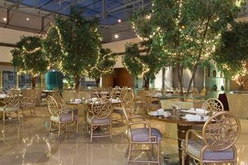 上海威斯汀大饭店水晶苑亚洲餐厅