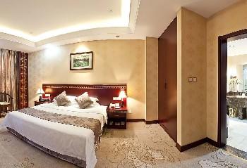 威海铂丽斯国际大酒店豪华套房