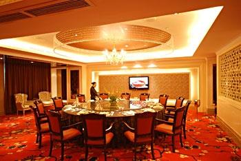 晋江荣誉国际酒店餐厅