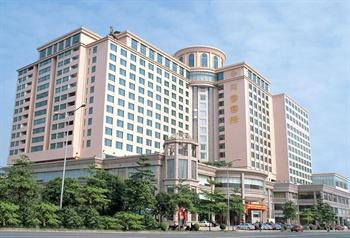 江门丽宫国际酒店酒店外观图片