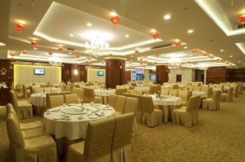 东莞逸豪国际大酒店中餐大厅