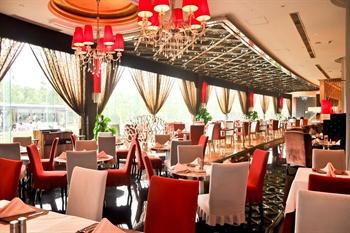 苏州维景国际大酒店喜景咖啡厅
