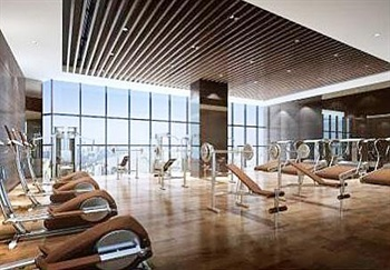 重庆融汇丽笙酒店健身中心