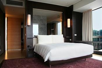 广州富力君悦大酒店豪华套房